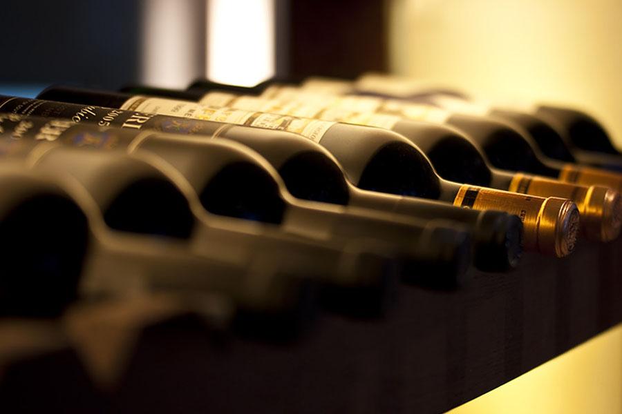 Vinhos selecionados